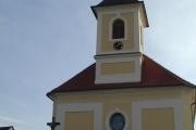 Blazice, Kostel Povýšení sv. Kříže