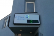 Brno, Johnson Controls