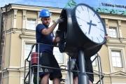Brno, obnova veřejných hodin