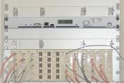 """DTS 4135 - server namontovaný v racku IT 19"""""""