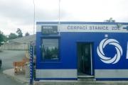 Dolní Jirčany, Čerpací stanice