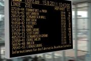 LED informační panel řady GC