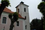 Horní Libchava, Kostel sv. Jakuba Staršího