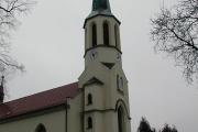 Hovězí, Kostel sv. Máří Magdalény