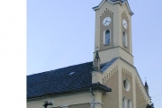 Jablůnka, Evangelický kostel