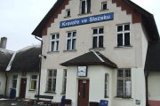 Kravaře ve Slezsku, železniční stanice