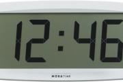LCD, digitální hodiny, model LCD.70.4, jednořádkový