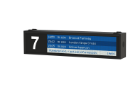 GSO s číslem nástupiště