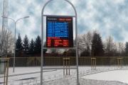 Nový Bydžov, přestupní terminál