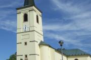 Pozlovice, Kostel sv. Martina