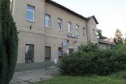 Rousínov, železniční stanice