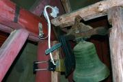 Rozhoupání zvonu lineárním motorem