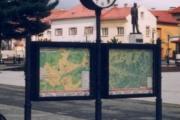 Rožnov pod Radhoštěm, Masarykovo náměstí