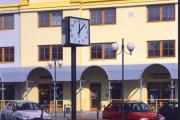Šlapanice, Masarykovo náměstí