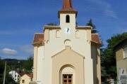 Spešov, Kaple Panny Marie Růžencové
