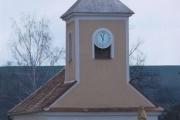 Těmice, kaple