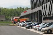 Třinec, Integrované výjezdové centrum