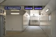 Týniště nad Olicí, vlakové nádraží