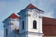 Veselí nad Moravou, Kostel svatých Andělů strážných