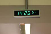Digitální hodiny DC.57.6.PG.D.S