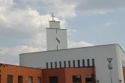 Zlín-Jižní Svahy, Kostel Panny Marie Pomocnice křesťanů