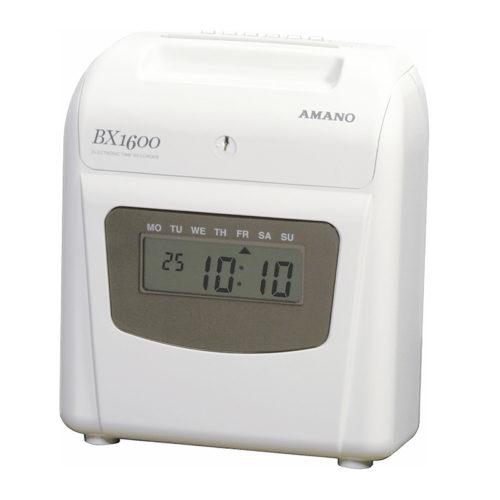 Docházkové hodiny BX 1600