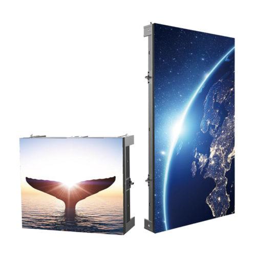 LED velkoplošné multimediální obrazovky