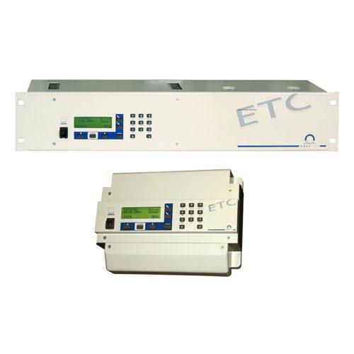 Hlavní hodiny ETC