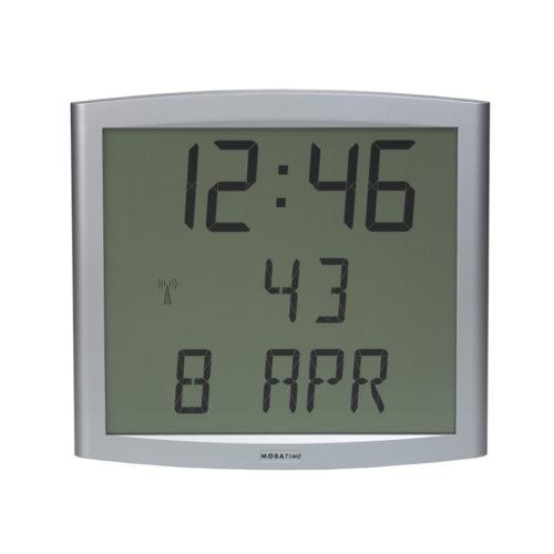 LCD, digitální hodiny