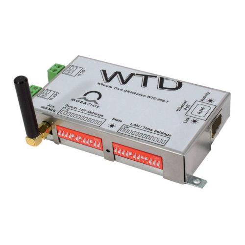 Bezdrátový systém WTD