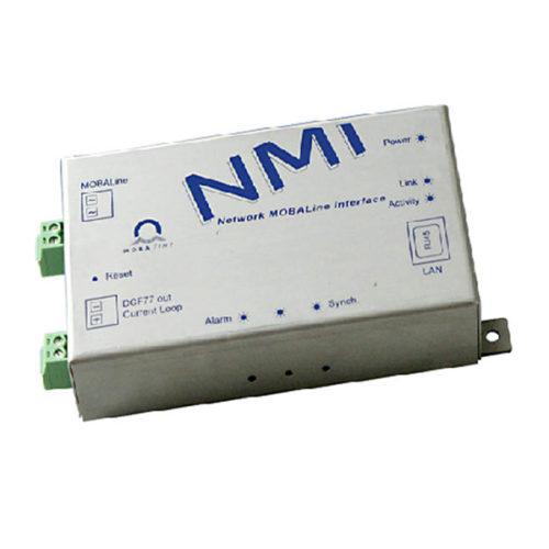 NMI síťový interface