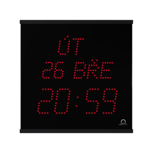 Kalendářní digitální hodiny ECO-M-DK